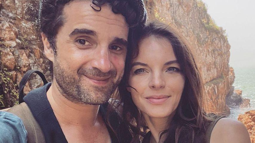 Rares Paarbild: Yvonne Catterfeld und Oliver haben Jahrestag