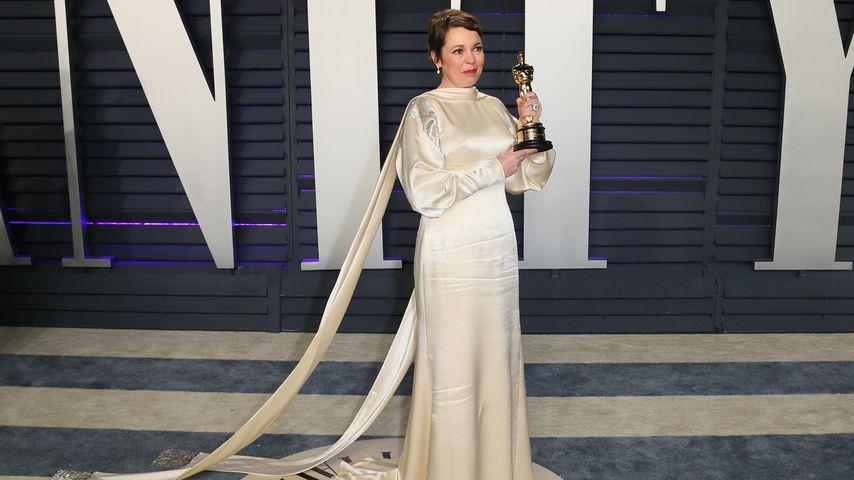 Olivia Colman, Oscar-Preisträgerin