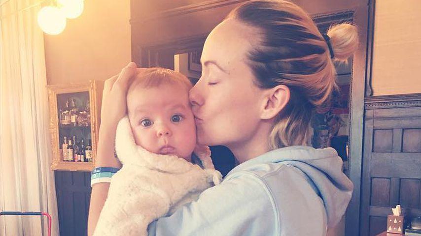 Olivia Wilde mit Tochter Daisy