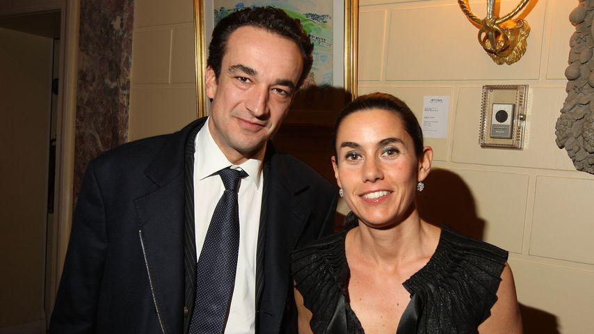 Olivier Sarkozy und Charlotte Bernard, 2009
