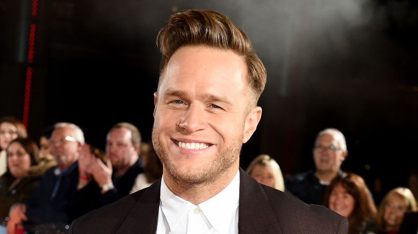 Olly Murs in Manchester