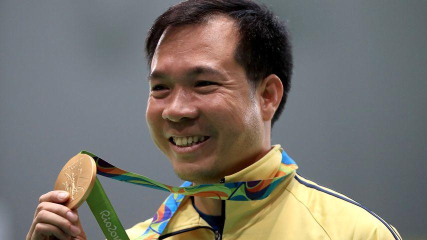Vietnam-Offizier holt in Rio das verrückteste Olympia-Gold