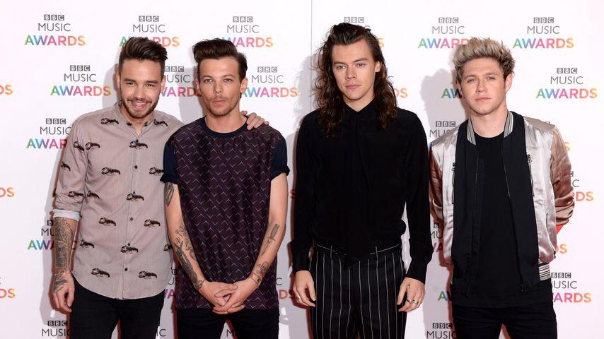 Neun Jahre One Direction: Bandmitglieder feiern Jubiläum