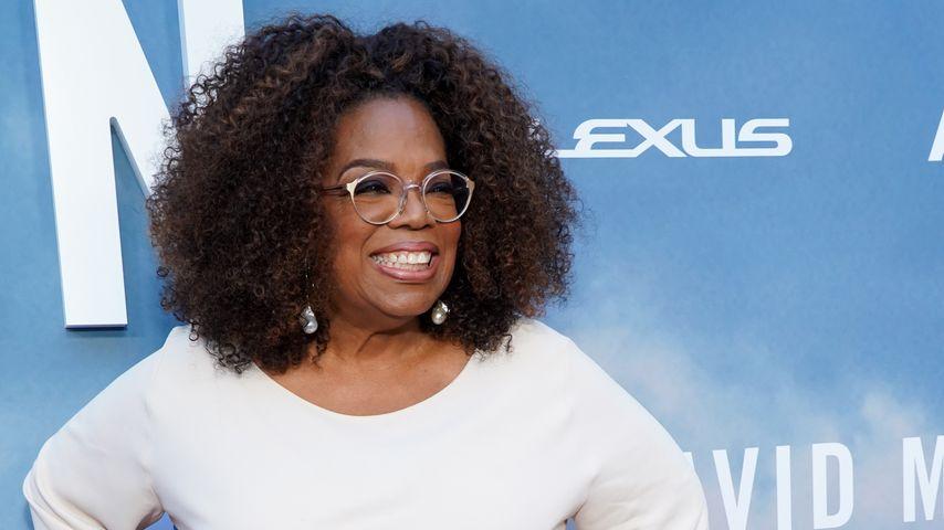 Oprah Winfrey im August 2019