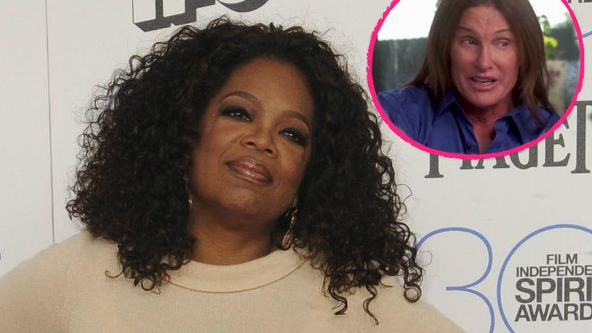 Neidisch? Oprah Winfrey wollte das Bruce Jenner-Interview