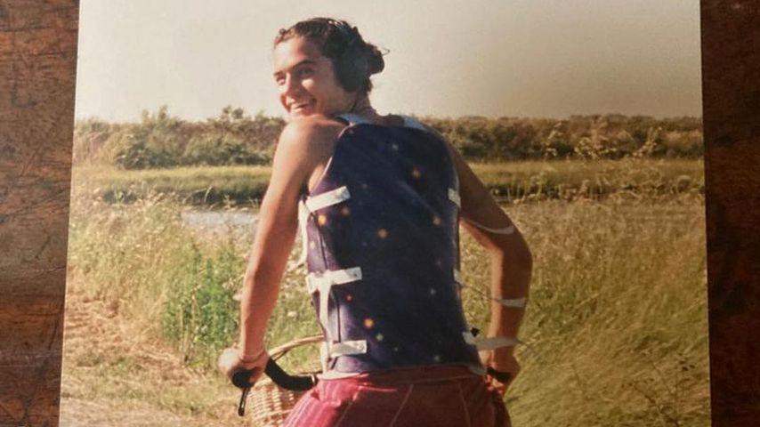 1998 Wirbelsäule zertrümmert: Orlando Bloom teilt altes Foto