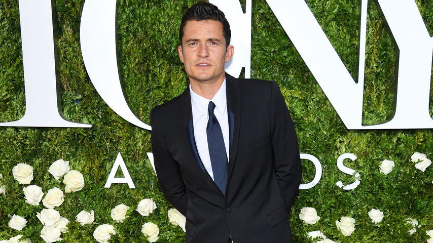 Orlando Bloom bei den Tony Awards in New York 2017