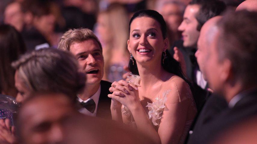 Orlando Bloom und Katy Perry beim 12. jährlichen UNICEF Snowflake Ball