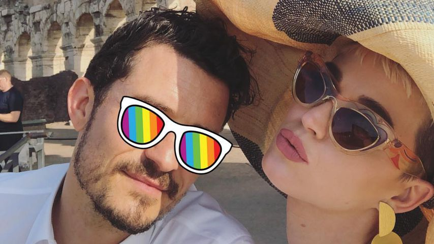 Insider: Orlando Bloom & Katy Perry wagen Liebes-Comeback