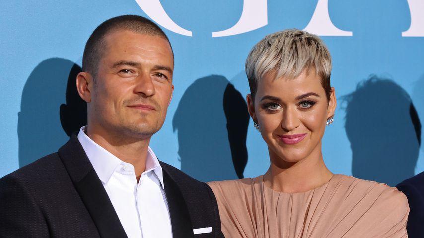 Orlando Bloom und Katy Perry in Monaco