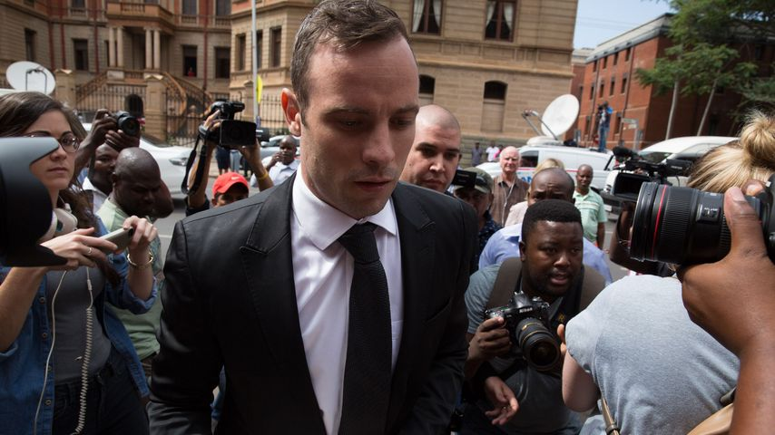 """Oscar Pistorius: """"Reeva (✝29) hätte meine Freiheit gewollt"""""""