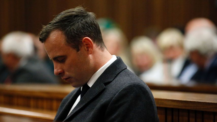 Nach einem Jahr Haft: Oscar Pistorius kommt frei!