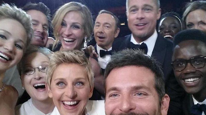 So entstand Ellen DeGeneres' witziges Oscar-Foto