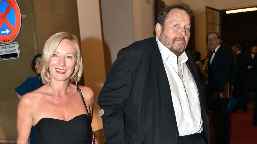 Ottfried Fischer und Freundin Simone Brandlmeier