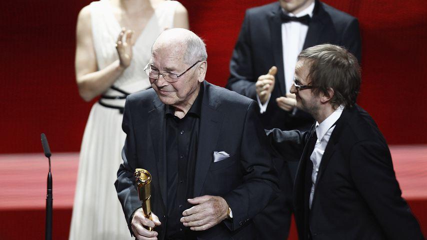 Otto Mellies beim Deutschen Filmpreis 2012
