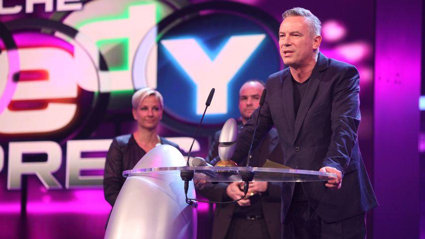 Otto Steiner beim Deutschen Comedypreis in Köln
