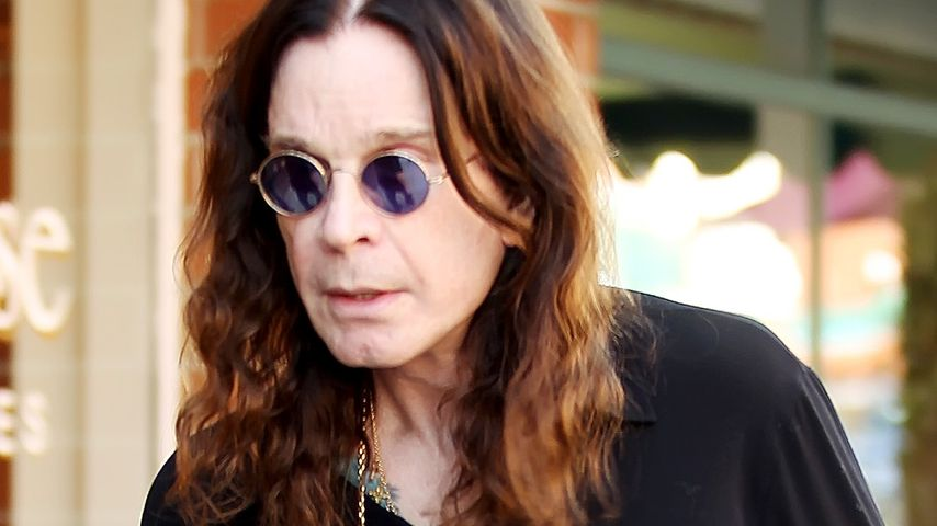 Nach Trennungs-Gerüchten: Ozzy Osbourne wird vermisst!