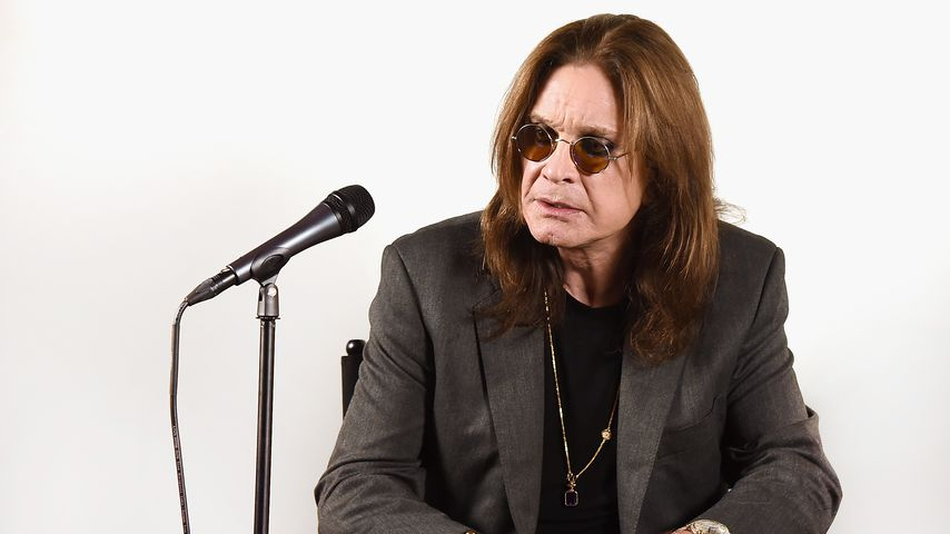 Schock-Diagnose Rockstar Ozzy Osbourne hat Parkinson