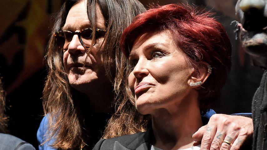 Sharon Osbourne enthüllt: Ozzy betrog sie mit 6 (!) Frauen!
