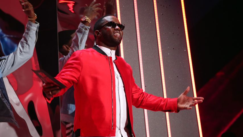 """P. Diddy bei den """"iHeartRadio Music Awards"""" 2018"""