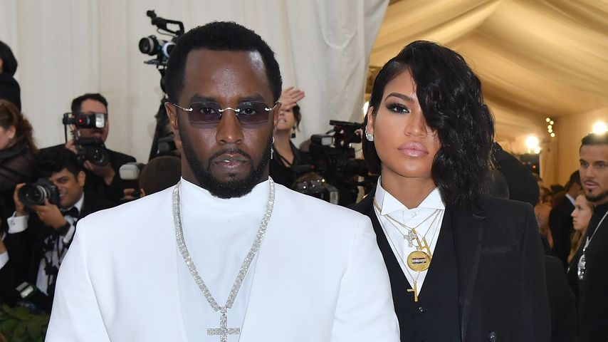 Sängerin Cassie ist schwanger: So reagiert ihr Ex P. Diddy