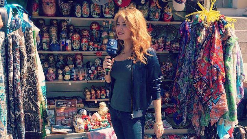 Shitstorm für Palina: User haten gegen ihre WM-Reportagen