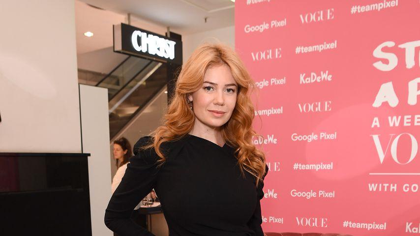 Palina Rojinski im Oktober 2018 in Berlin