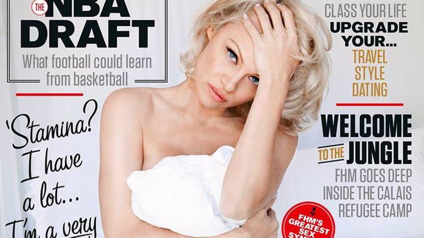 Pamela Anderson: Das älteste FHM-Covermodel packt aus