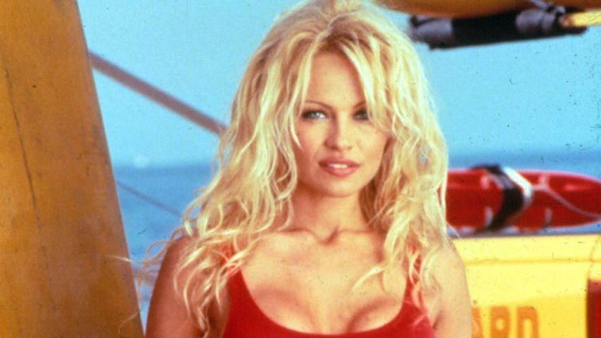 Pamela Anderson bei Baywatch