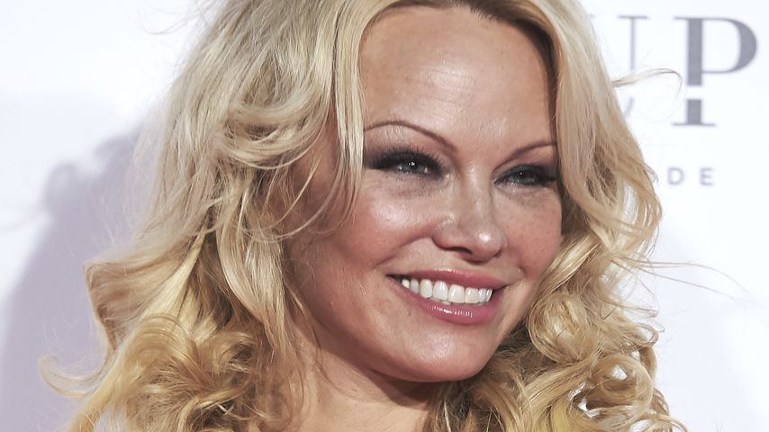 Pamela Anderson auf der The Global Gift Gala 2018