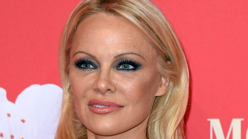 Pamela Anderson beim Mon Cheri Barbara Tag im Dezember 2018