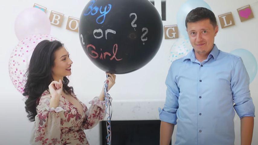 Paola Maria und Sascha Koslowski im Mai 2020