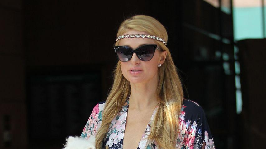 Nach nur 1 Jahr Beziehung: Paris Hilton ist wieder Single!