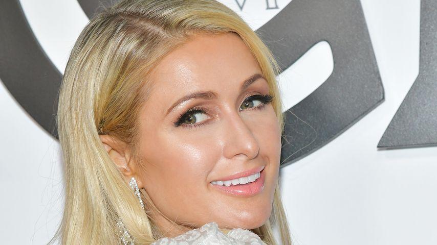 Paris Hilton im März 2019 in Beverly Hills