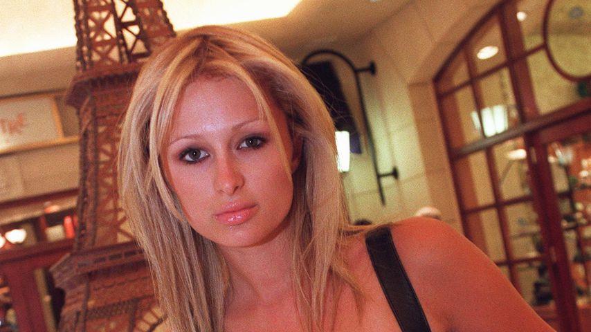 Paris Hilton 1999 in Las Vegas