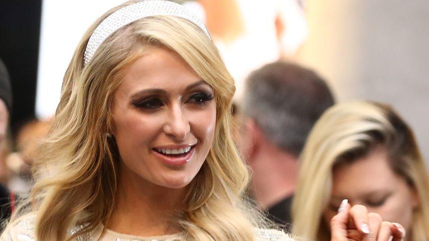 Paris Hilton will Ex Chris Verlobungsring nicht zurückgeben