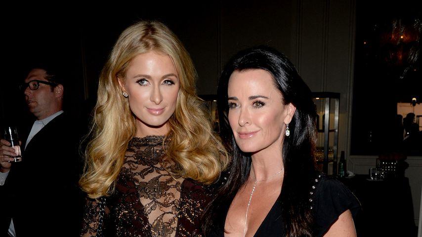 Paris Hiltons Tante war von Verlobungs-Flop nicht geschockt