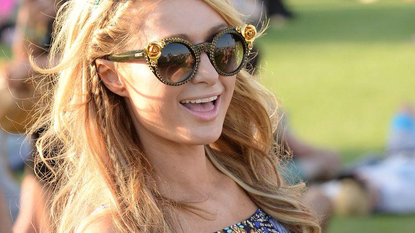 Sexy Kätzchen! Hier rockt Paris Hilton das Coachella