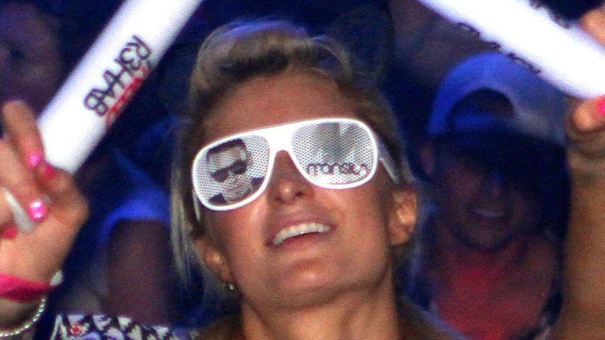 Paris Hilton lässt es mal wieder krachen