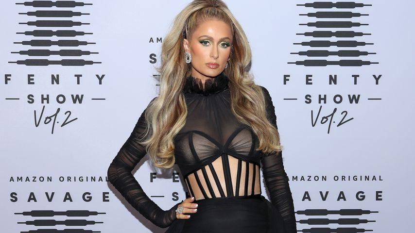 Paris Hilton im Oktober 2020