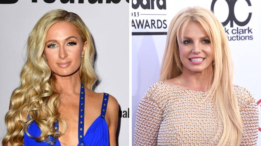 """""""Kämpferin"""": Paris Hilton stärkt Britney Spears den Rücken"""