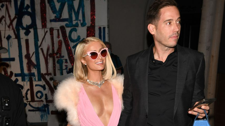 Paris Hilton und Carter Reum in Los Angeles