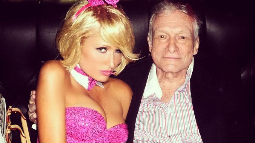 Die Promis trauern: Playboy Hugh Hefner (†91) ist tot!