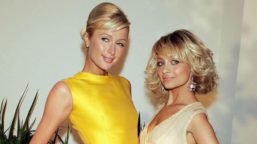Paris Hilton und Nicole Richie, 2005