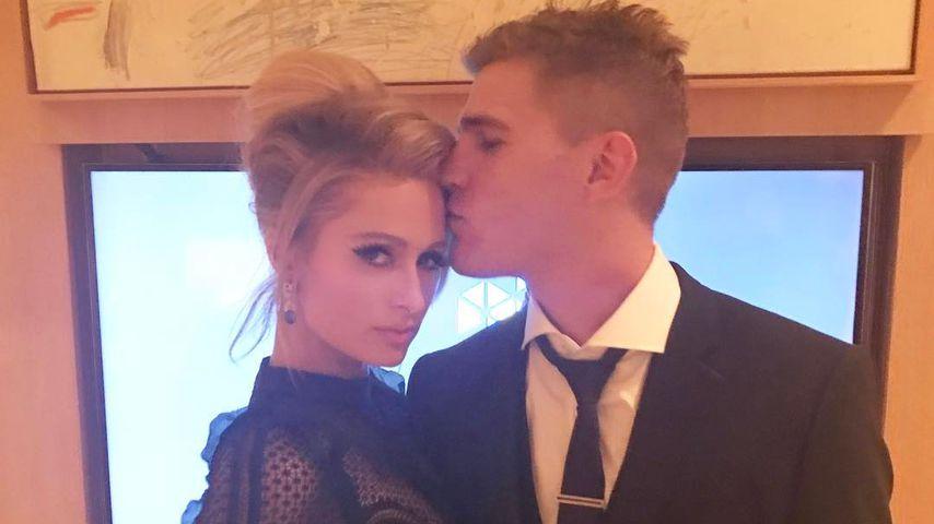 """Paris Hilton total verliebt in Chris: """"Er ist unglaublich!"""""""
