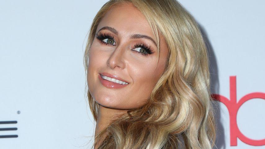 Paris Hilton, Urenkelin des Hotelgründers Conrad Hilton