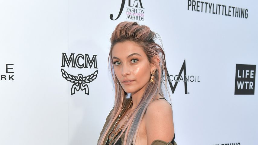 Paris Jackson bei einem Event in Los Angeles