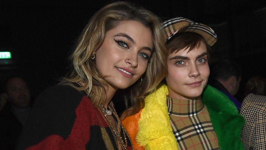 Erwischt: Sind Paris Jackson & Cara Delevingne ein Paar?