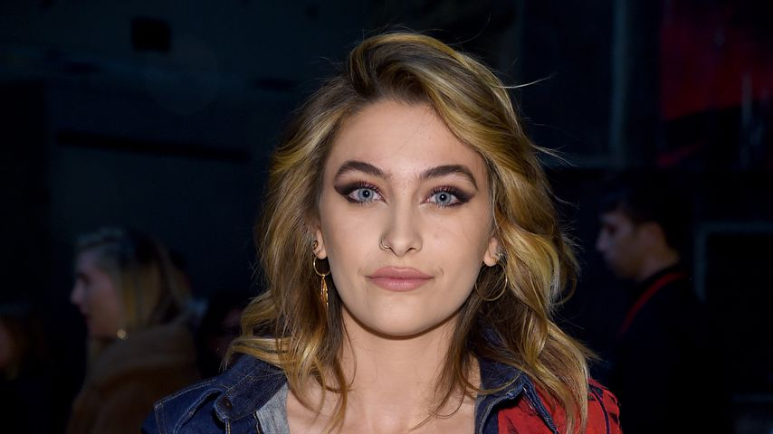 Paris Jackson bei der New York Fashion Week