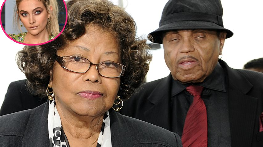 Familien-Zoff? Paris Jacksons Großeltern gegen Liebe zu Cara